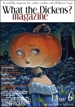 The October issue of What The Dickens