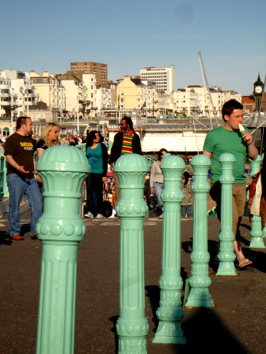 Brighton in the sunshine