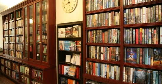 Goldsboro bookshop