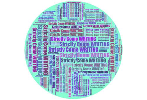 Strictly Come Writing