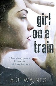 Girl on a train 1