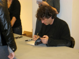 Neil Gaiman 2016
