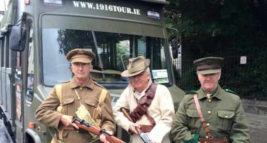 1916 Freedom tour