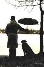 man and dog 1327216_640