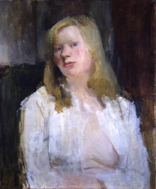 Pasmore, Victor, 1908-1998; Irish Girl