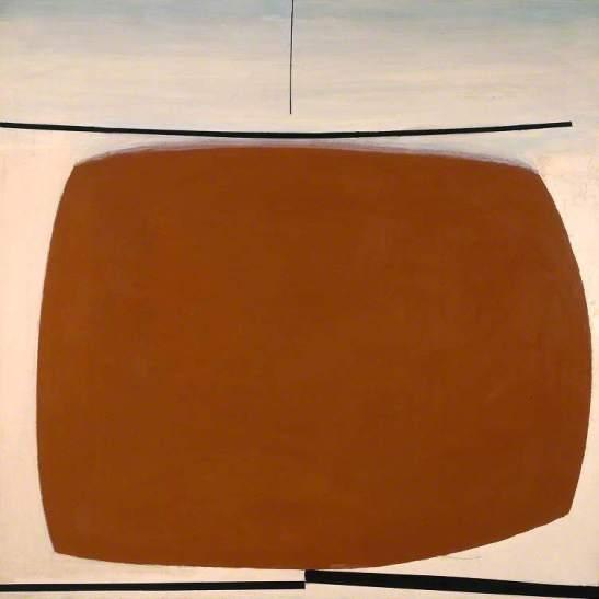 Pasmore, Victor, 1908-1998; Yellow Abstract