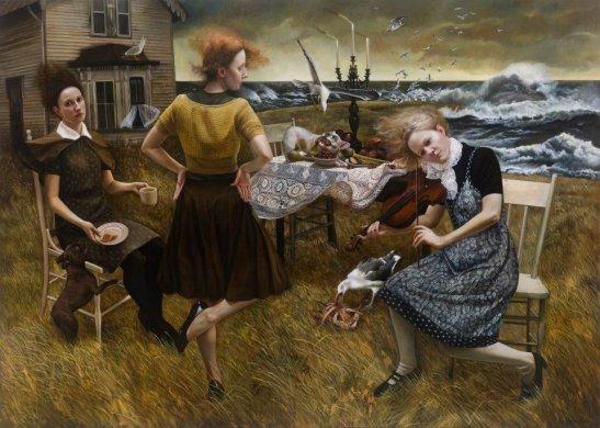 andrea-kowch storming seas