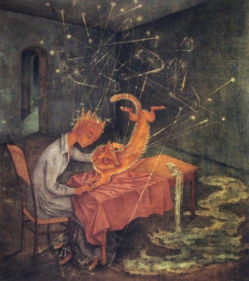 Remedios Varo Paintings Bio Ideas  TheArtStory