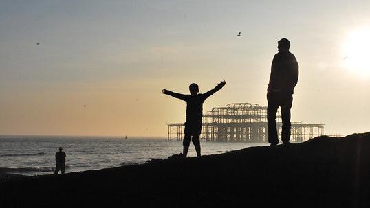 brighton-& west pier