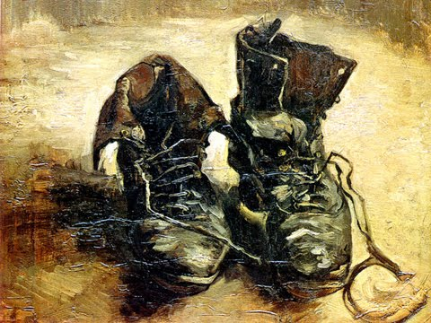 VanGogh-APairofWornShoes