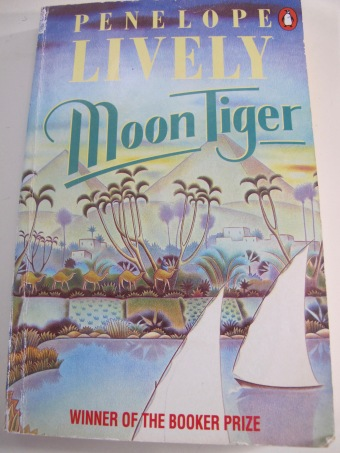 Moon Tiger by Penelope Lively – Sandra Danby_s own copy